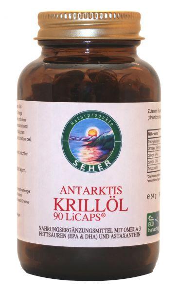 Antarktis Krillöl SuperbaTM Krill