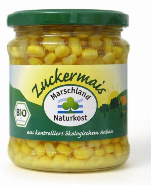 Marschland Zuckermais, BIO