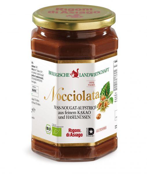 Nocciolata Nuss-Nougat-Aufstrich, BIO