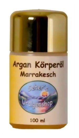 Arganöl Körperöl Marrakesch