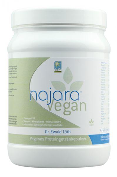 Dr. Ewald Töth® Najara Vegan Proteinshake
