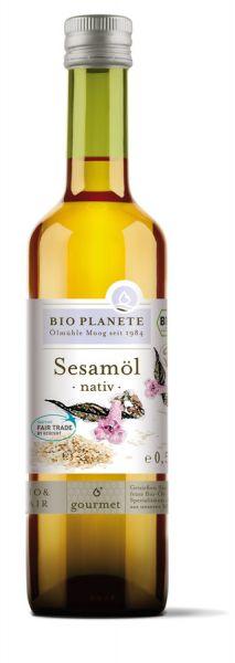 Bio Planete Sesamöl nativ, BIO