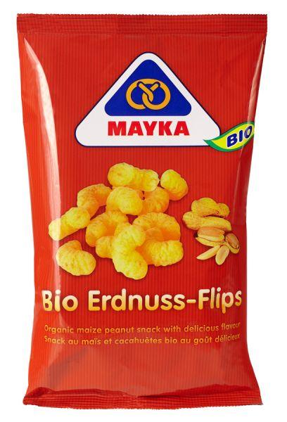Mayka Erdnuss-Flips, BIO