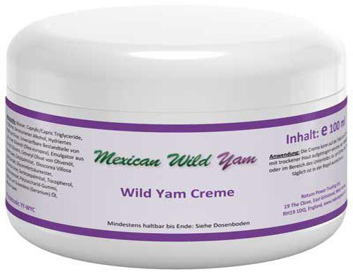 Nature Power Wild Yam Creme