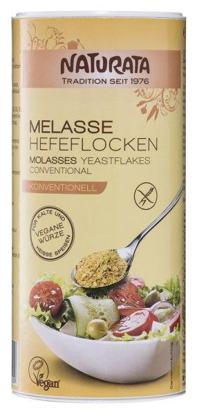 Naturata Melasse Würz-Hefeflocken, konventionell