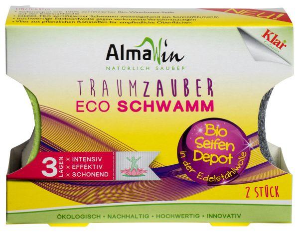 AlmaWinSauberZauber Eco Schwamm
