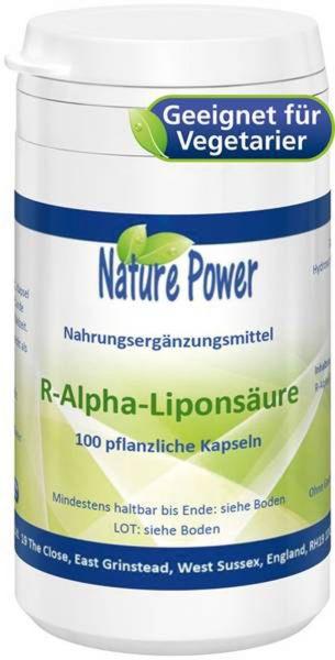 Nature Power R-Alpha Liponsäure
