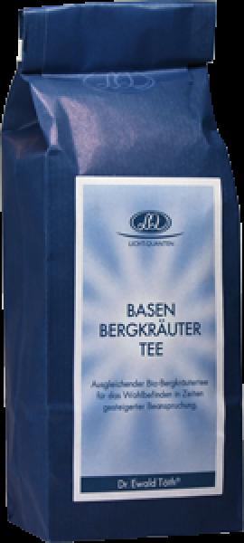 Dr. Ewald Töth® Basen Bergkräutertee, BIO