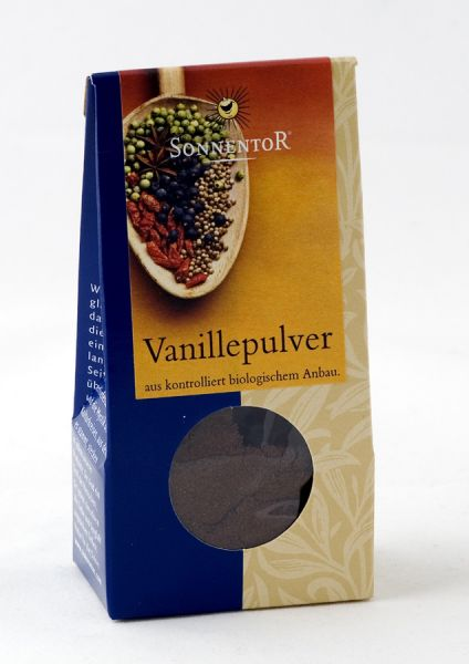 Sonnentor Vanillepulver, BIO