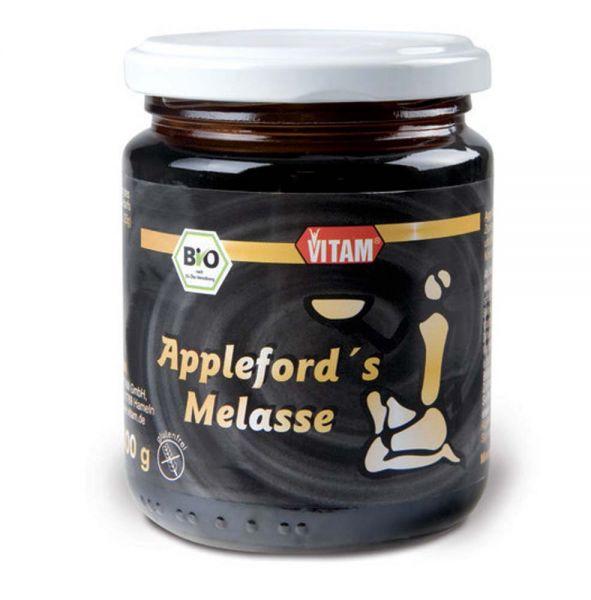 Vitam Appleford's Zuckerrohr Melasse, BIO