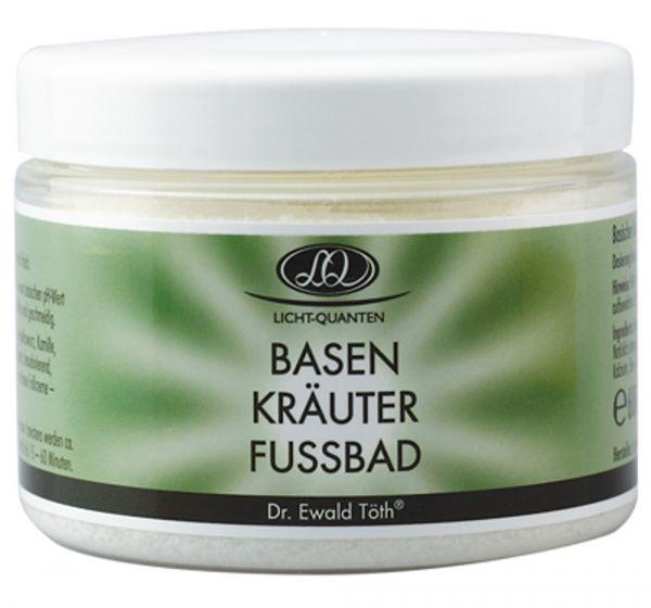 Dr. Ewald Töth® LQ Basen Kräuter Fußbad